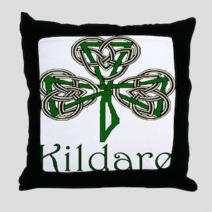 Kildare Shamrock Throw Pillow