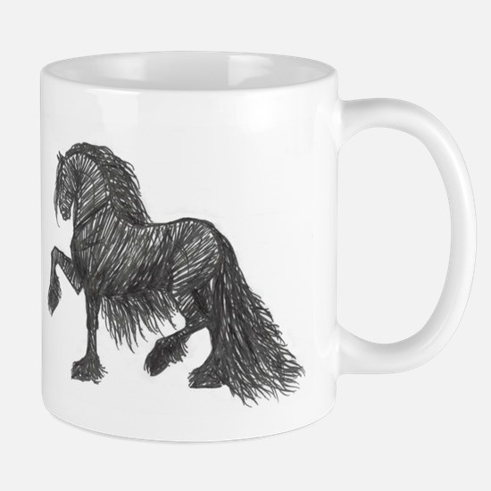 """Friesian Style""  Mug"