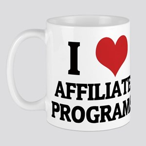 I Love Affiliate Programs Mug