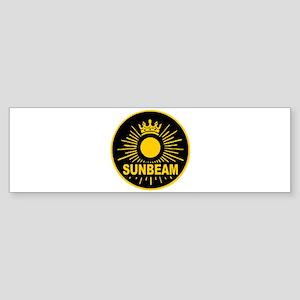 Sunbeam Bumper Sticker