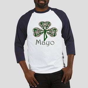Mayo Shamrock Baseball Jersey