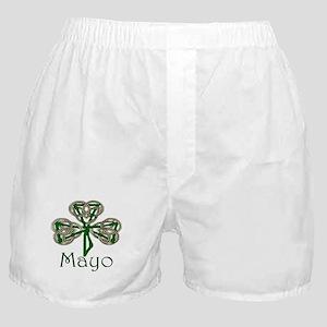 Mayo Shamrock Boxer Shorts