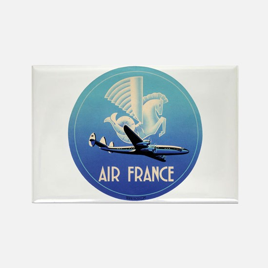 Air France Rectangle Magnet
