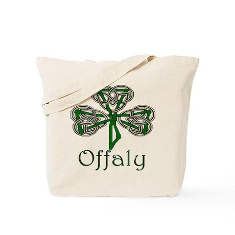 Offaly Shamrock Tote Bag
