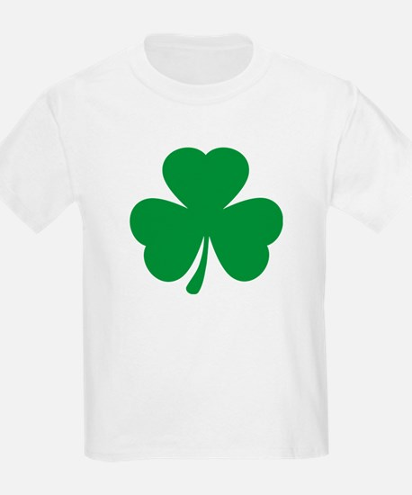 green shamrock irish T-Shirt