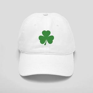green shamrock irish Cap
