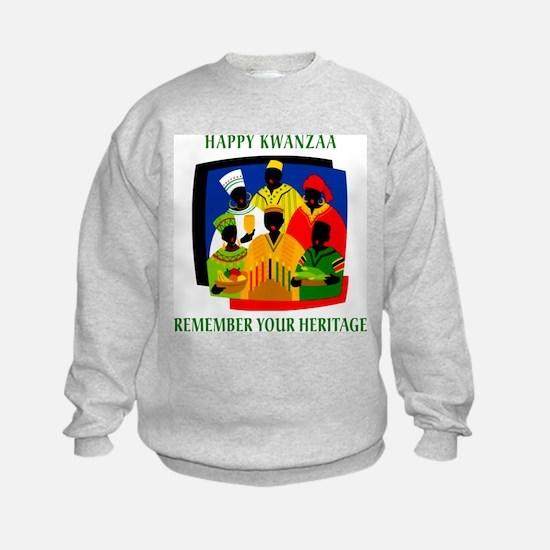 Happy Kwanzaa Sweatshirt