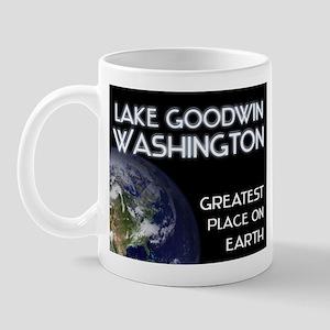 lake goodwin washington - greatest place on earth