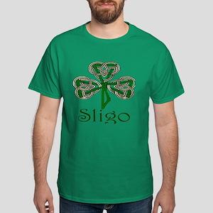 Sligo Shamrock Dark T-Shirt