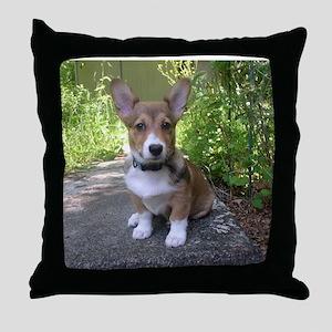 Pose! Throw Pillow