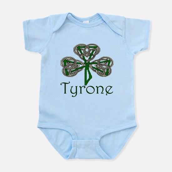 Tyrone Shamrock Infant Bodysuit