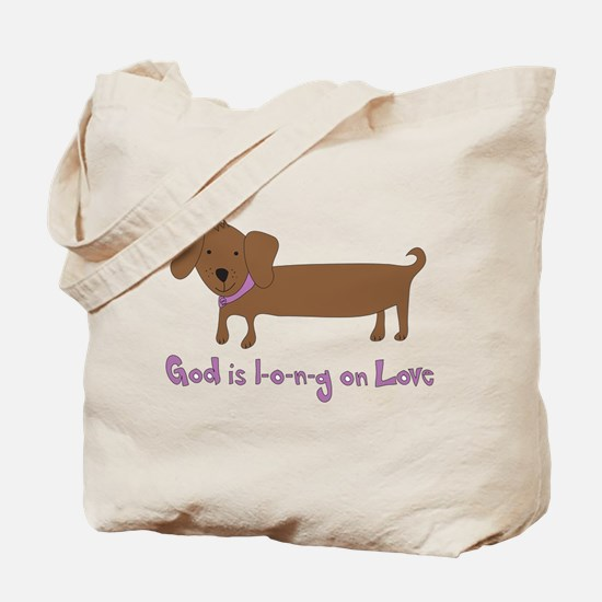 Long Dog Carry All Bag