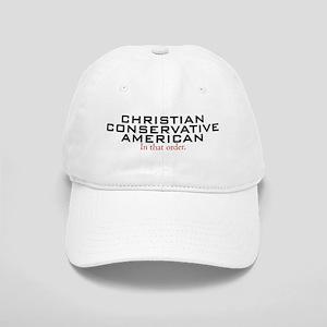 Christian Conservative American Cap