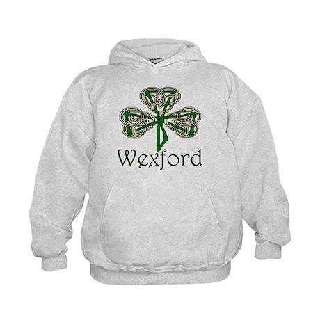 Wexford Shamrock Kids Hoodie