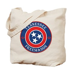 Tennessee Masons Tote Bag