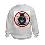 USS NEWELL Kids Sweatshirt