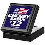 """""""Cheney-Satan '12"""" Keepsake Box"""