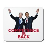 """""""Competence is Back"""" Mousepad"""