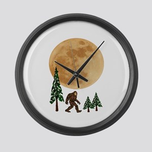 PROOF Large Wall Clock
