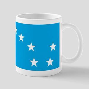 Starry Plough Flag Mug