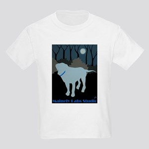 Kids Ghost Lab T-Shirt w/Logo