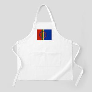 Sami Flag BBQ Apron