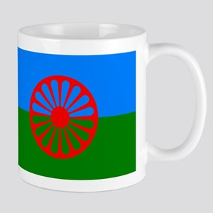 Romani Flag (Gypsies Flag) Mug