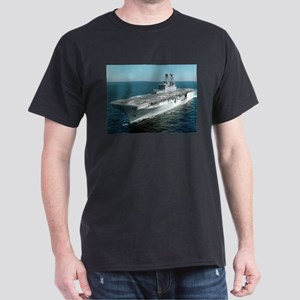 LHD 6 USS Bonhomme Richard Dark T-Shirt
