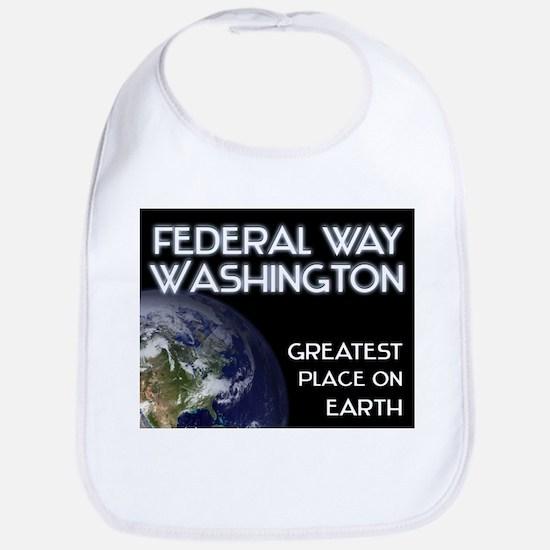 federal way washington - greatest place on earth B