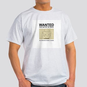 The Original Wanted Leprechau Light T-Shirt