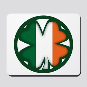 Irish Clover Mousepad