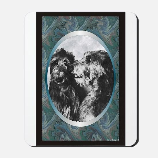Scottish Deerhound Designer Mousepad