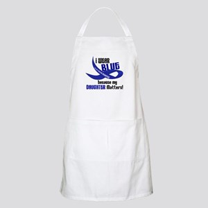 I Wear Blue For My Daughter 33 CC BBQ Apron
