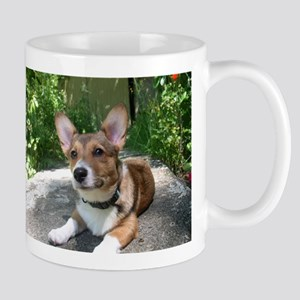 Summer Corgi Mug