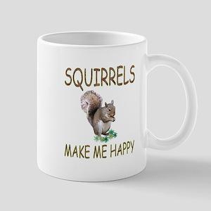 Squirrels Mug