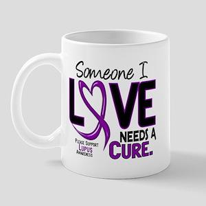 Needs A Cure 2 LUPUS Mug