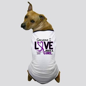 Needs A Cure 2 LUPUS Dog T-Shirt