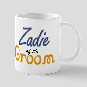 Zadie of the Groom Mug