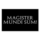 Magister mundi sum 10 Pack