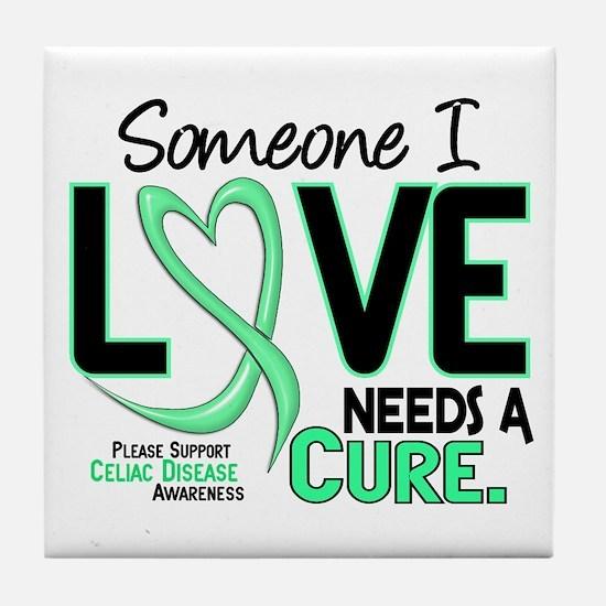 Needs A Cure 2 CELIAC DISEASE T-Shirts & Gifts Til