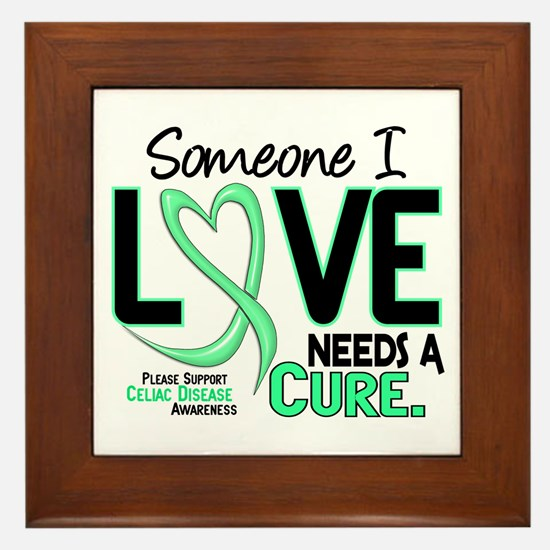 Needs A Cure 2 CELIAC DISEASE T-Shirts & Gifts Fra