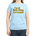 I'm Sofa King Awesome Women's Light T-Shirt