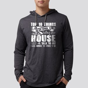 Real Estate Agent Long Sleeve T-Shirt