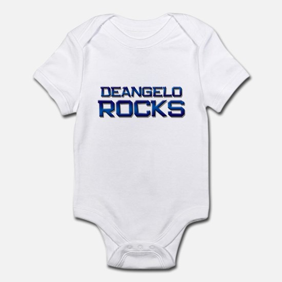 deangelo rocks Infant Bodysuit