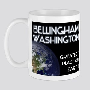 bellingham washington - greatest place on earth Mu