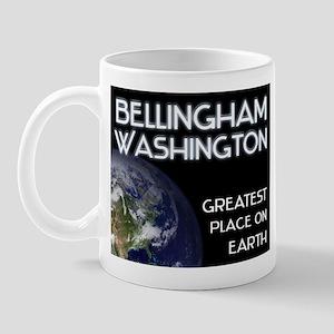 bellingham washington - greatest place on earth Mu