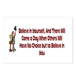 Inspiration and Humor Postcards (Package of 8)