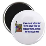 """Inspiration and Humor 2.25"""" Magnet (10 pack)"""