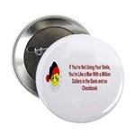 """Inspiration and Humor 2.25"""" Button (100 pack)"""