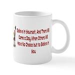 Inspiration and Humor Mug